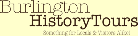 Burlington History Tours